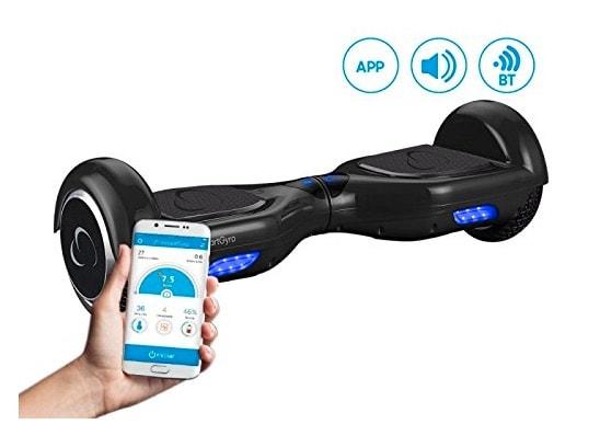 SmartGyroX2 Negro – Patinete eléctrico con batería Samsung y certificado UL2272