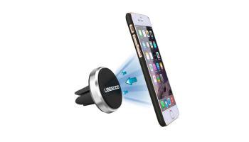 Soporte magnético para smartphones en el coche de Ubegood