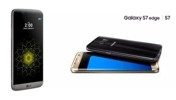 Se han presentado el LG G5 y el Samsung Galaxy S7 y S7 edge: es el mejor momento para comprar el LG G4, el Galaxy S6 y el S6 edge