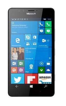 """Microsoft Lumia 950 DS - Smartphone de 5.2"""""""