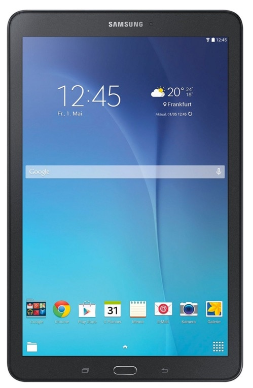 "Samsung Galaxy Tab E T560 - Tablet de 9.6"""