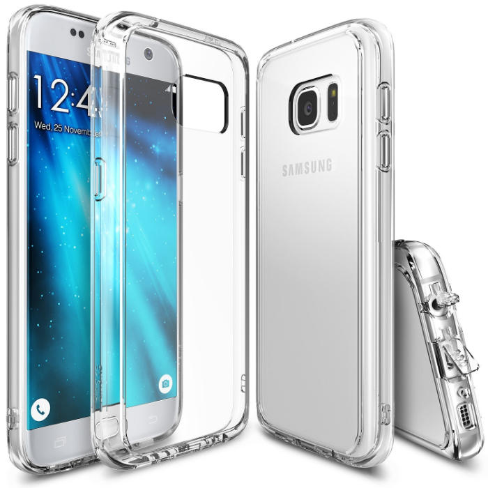 Funda Ringke [FUSION] para el Galaxy S7 y S7 edge