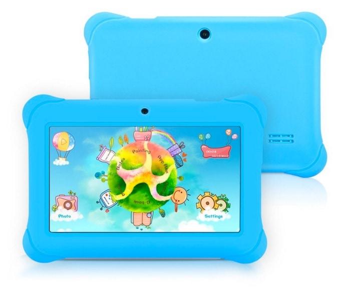 iRULU - Tablet para niños de 7 pulgadas