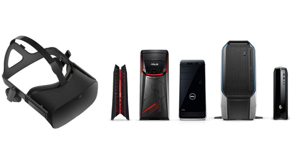 Qué ordenadores están listos para usar las Oculus Rift