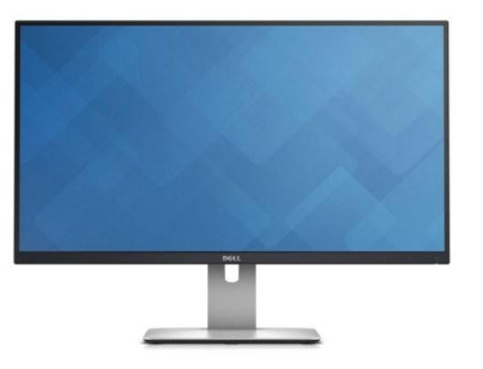 El mejor monitor para montar tu oficina en casa: Dell UltraSharp U2715H