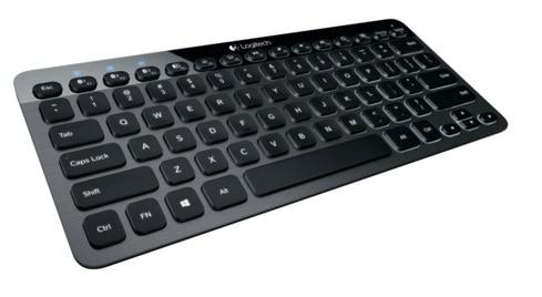 teclado Logitech K810