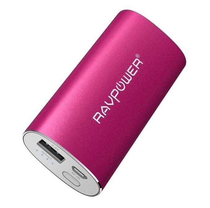 RAVPower Batería Externa de 6700mAh