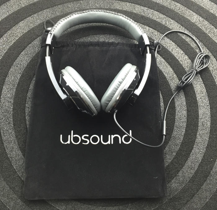 Ubsound Dreamer - Auriculares estéreo on-ear - Opinión