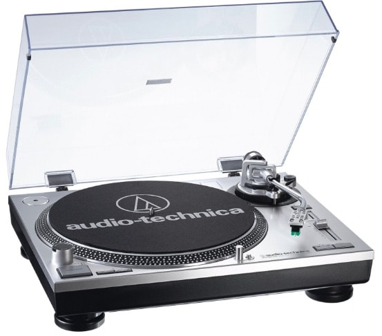 Audio Technica AT-LP120USB - Tocadiscos para equipo de audio