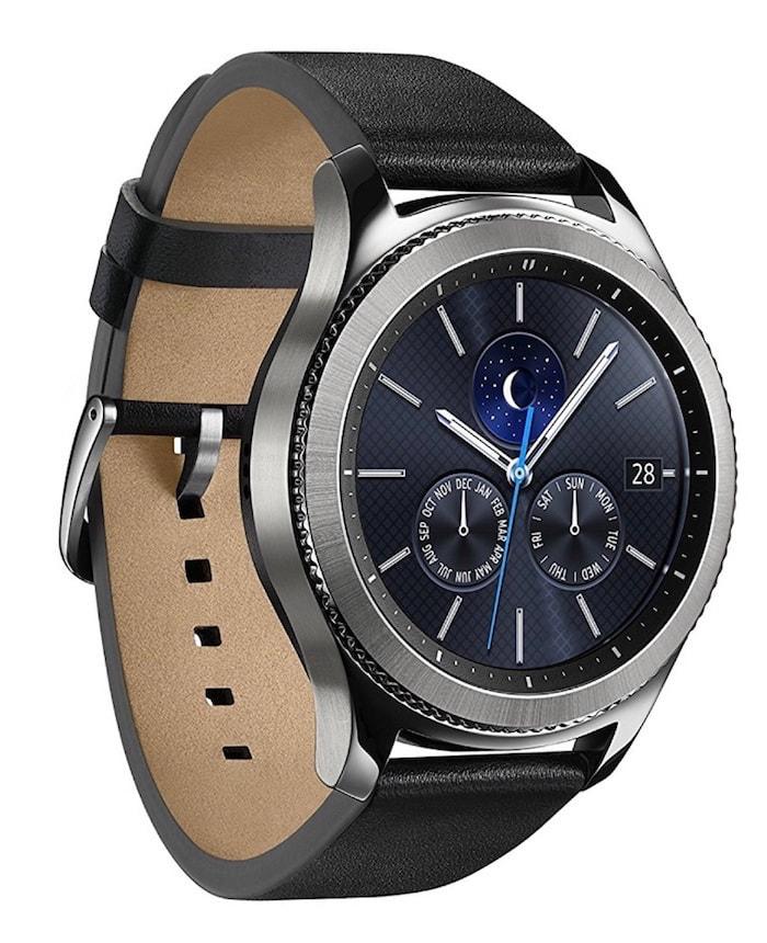 Samsung Gear S3 Classic - Smartwatch Tizen