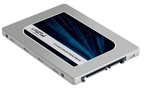 "Crucial MX200 - Disco duro sólido (250 GB, Serial ATA III, 555 MB/s, 2.5"")"