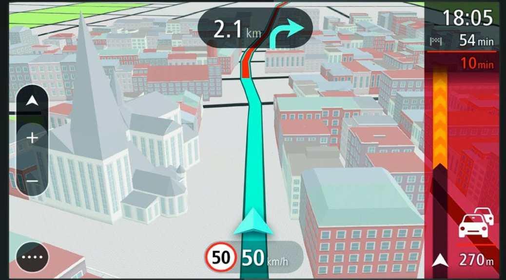 mejores-navegadores-GPS-coche