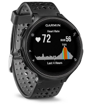 Garmin Forerunner 235 - Reloj con pulsómetro para running