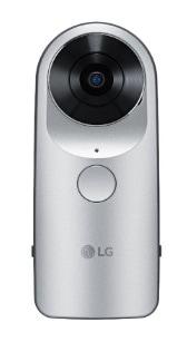 Las mejores cámaras 360º que puedes comprar: LG 360 CAM