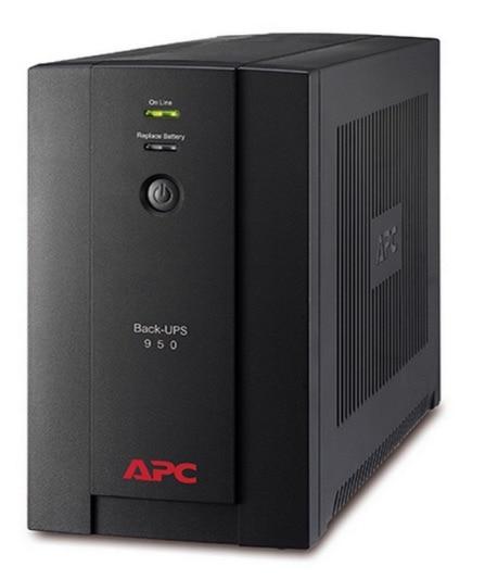 APC BX950UI - Sistema de alimentación ininterrumpida