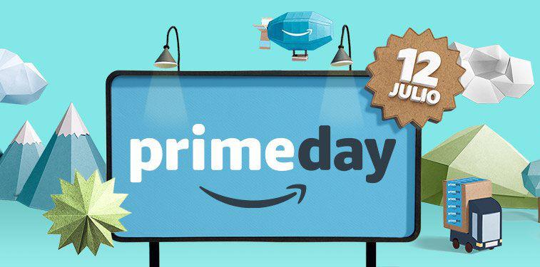 Amazon España Prime Day 2016