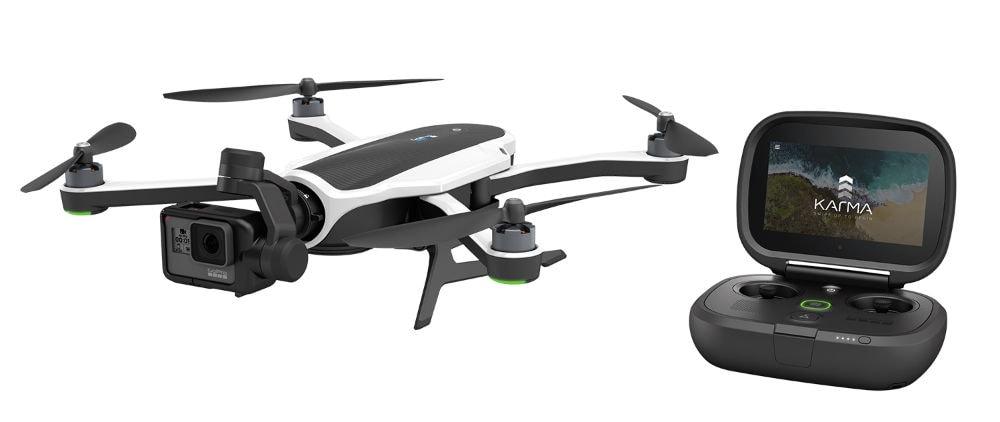 El nuevo drone Karma de GoPro