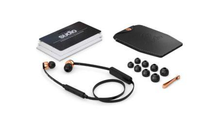 Sudio VASA BLA: unos auriculares bluetooth perfectos para el iPhone 7 - Opinión