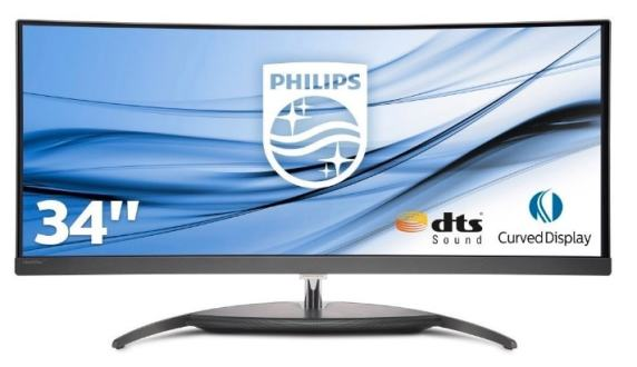 Philips Brilliance BDM3490UC