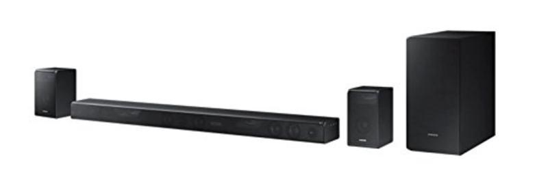 Samsung HW-K950 - mejores barras de sonido para TV