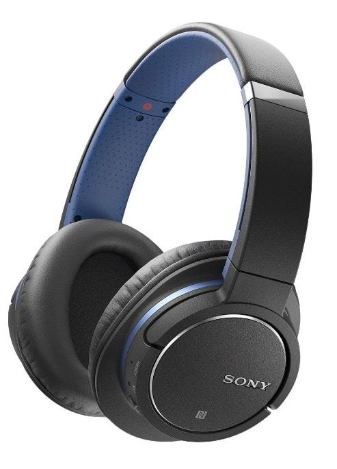 Los mejores auriculares inalámbricos por calidad precio en 2019: Sony MDR-ZX770BN