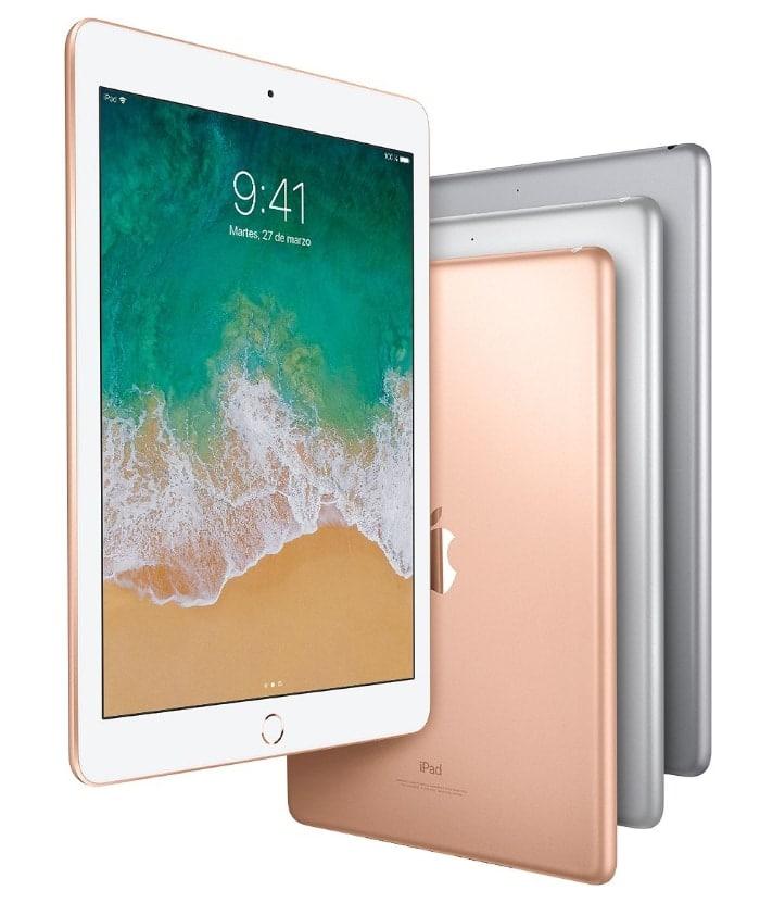 iPad 2018:uno de los mejores tablets de nivel deentrada de Apple