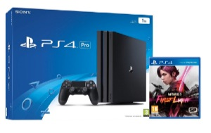 PlayStation 4 Pro (PS4) 1TB - Consola