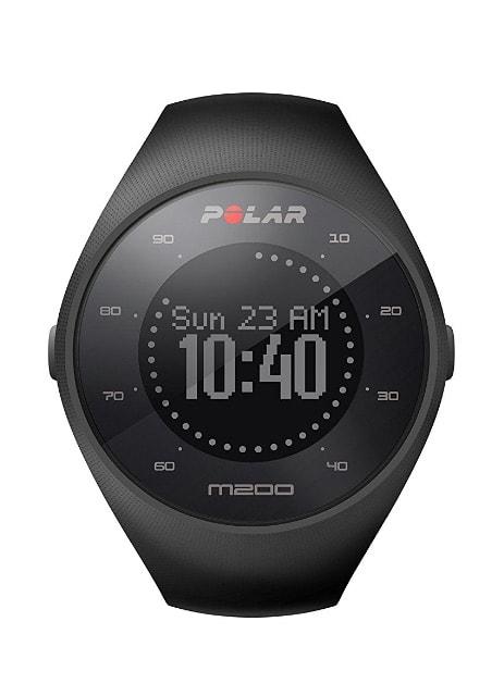 Polar M200 – Reloj de carrera con GPS y frecuencia cardíaca