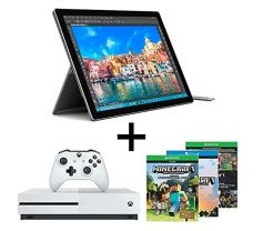 Microsoft Surface Pro 4 y Xbox One S