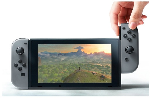 Nintendo Switch - consola