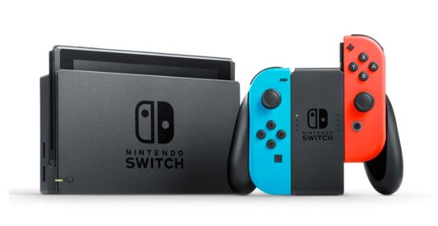 Nintendo Switch: fecha de lanzamiento, precio, juegos y más