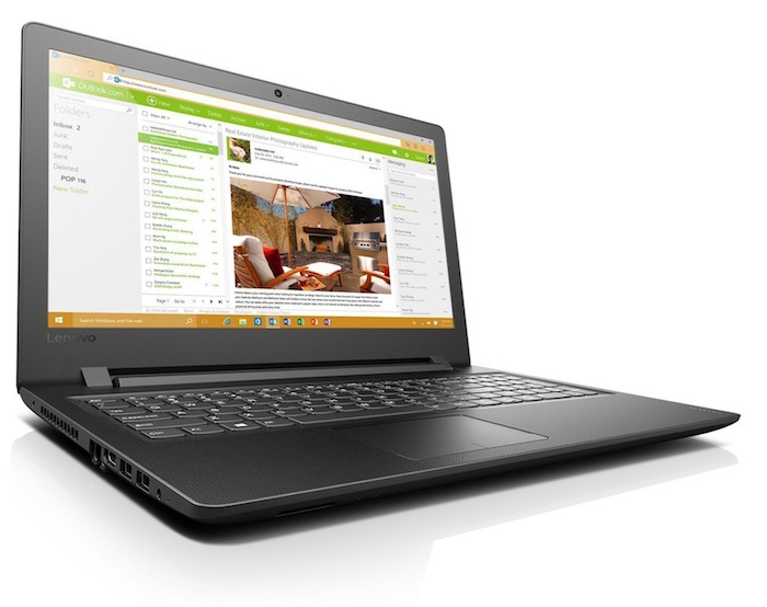 """Lenovo Ideapad 110-15- Portátil de 15.6""""HD por menos de 300 euros"""