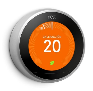 Nest- Termostato inteligente