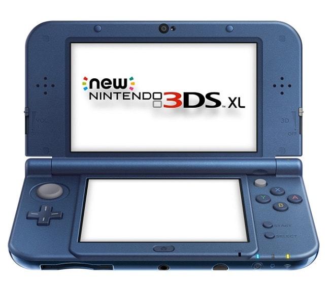 ¿Qué consola de videojuegos portátil debes comprar? New Nintendo 3DS