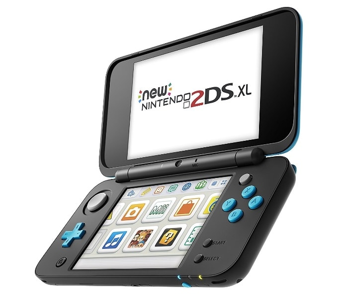 ¿Qué consola de videojuegos portátil debes comprar? Nintendo New 2DS XL - Consola Portátil