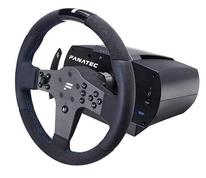 Fanatec CSL Elite Racing Wheel - con licencia oficial para PS4