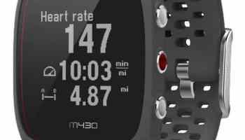 Polar M430 Reloj de Entrenamiento con GPS y Pulsometro de Muñeca