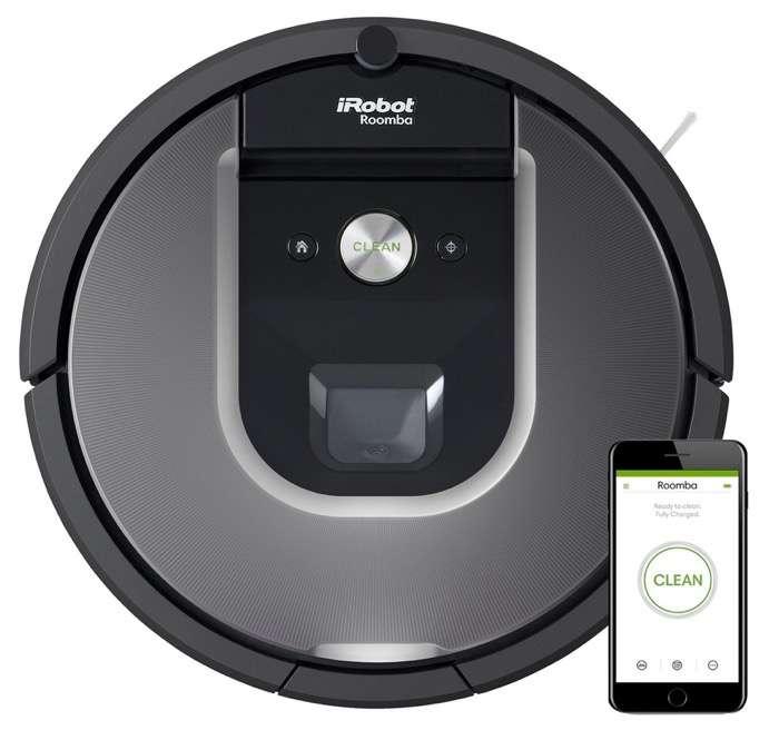 iRobot Roomba 960 - Robot aspirador