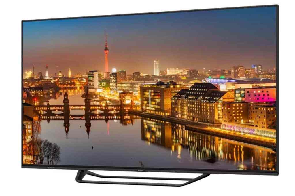 Sharp 8K Televisor