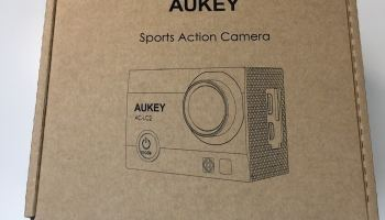 AUKEY Cámara Deportiva Acuática AC-LC2