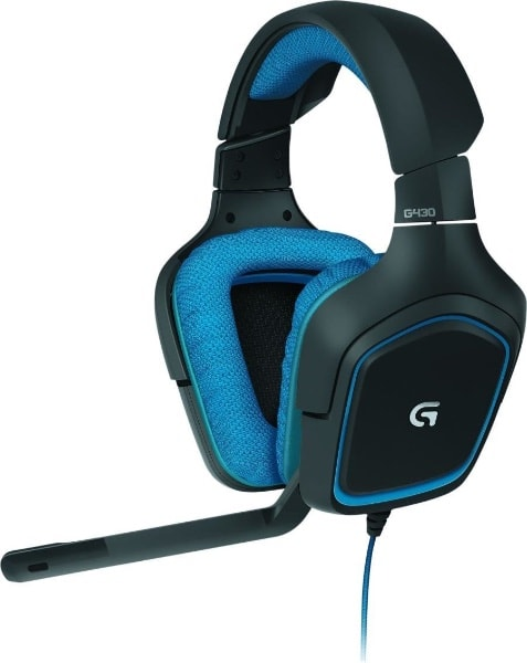 Logitech G430 - Auriculares para gaming que nunca defraudan