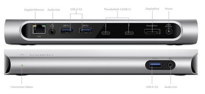 Los mejores dock Thunderbolt 3 para los MacBook Pro e iMac de Apple