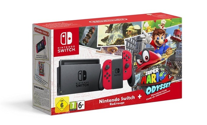 Amazon España - Ofertas Nintendo Switch