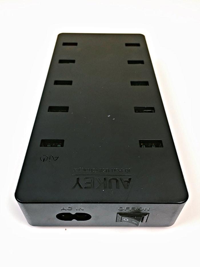 Cargador Aukey PA-T8 y cargador AUKEY PA-Y10 – Opinión