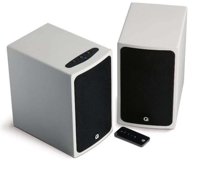 Q Acoustics BT3 – Altavoces estéreo bluetooth – Opinión