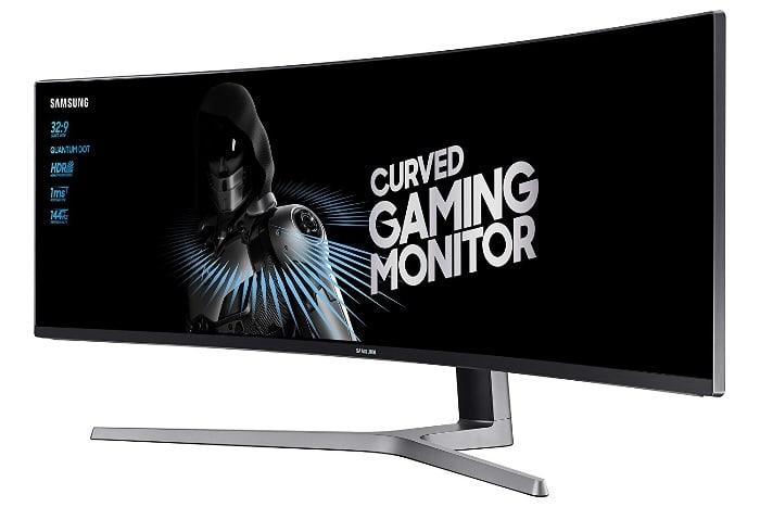 "Samsung CHG90 - Monitor de 49"" con HDR"
