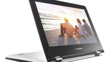 """Lenovo Yoga 300-11IBR - Ordenador portátil con pantalla táctil de 11.6"""" HD por menos de 400 euros"""