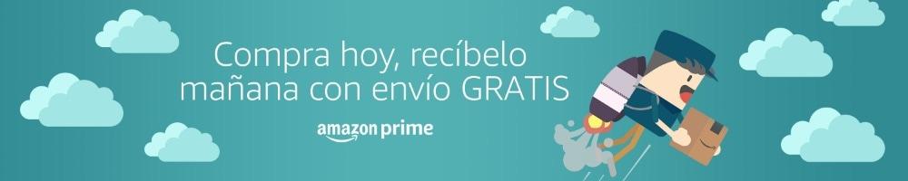 Suscribete a Amazon.es Prime