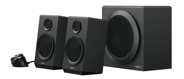 Logitech Z333 - Sistema de Altavoces Multimedia realmente barato