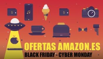 AMAZON España black friday 2018